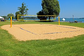 lost Ring Volleyball