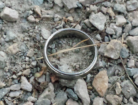 Lost Ring Green Lake