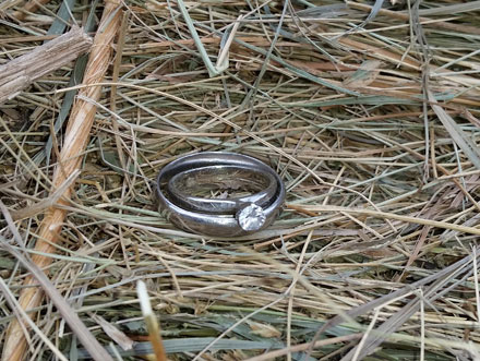 how to find a lost ring